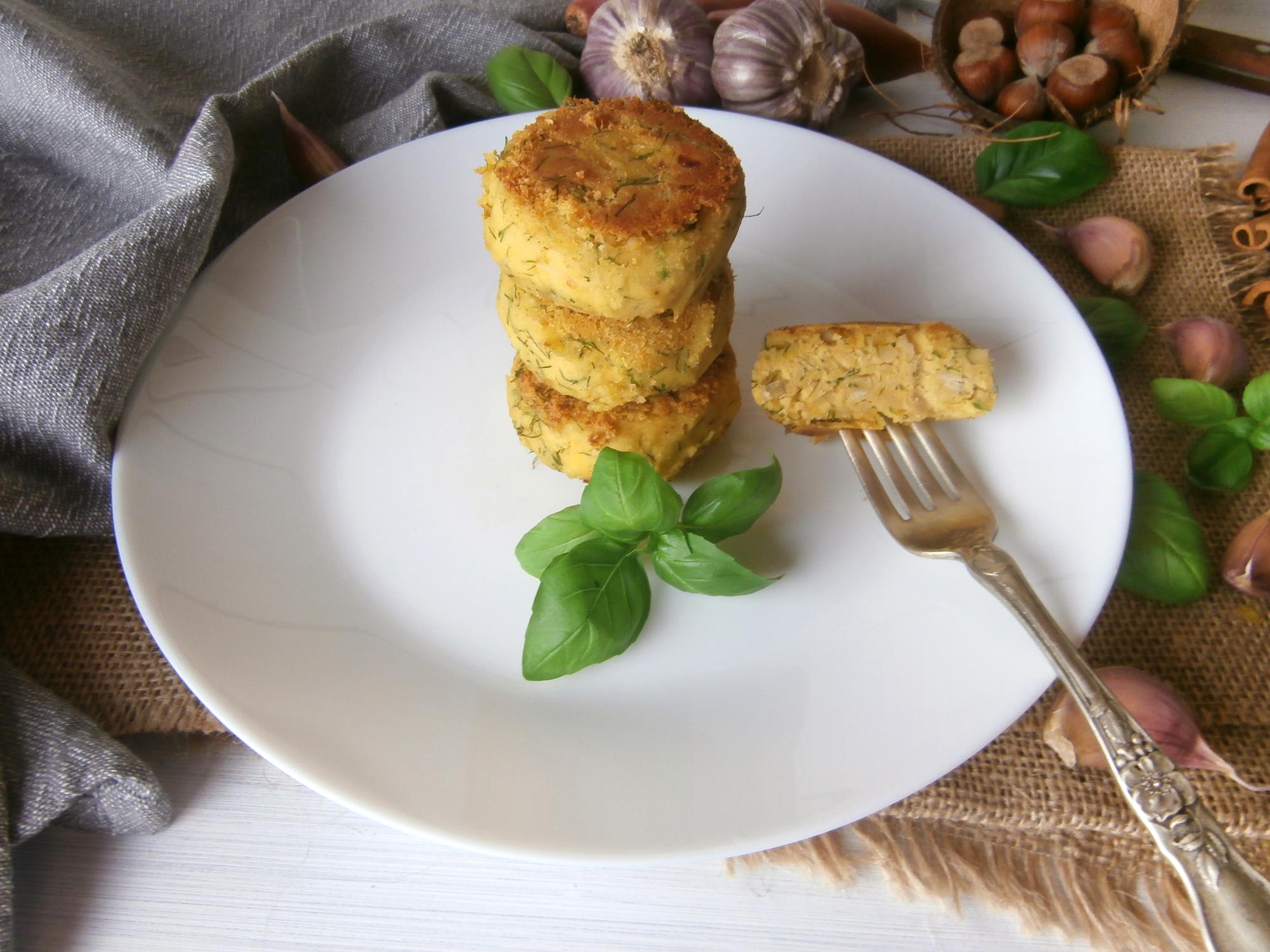 Falafele z ciecierzycy